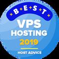 Nagrađene su tvrtke koje se nalaze među najboljih 10 u kategoriji pružatelja VPS hostinga