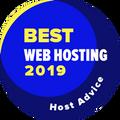 Nagrađene su tvrtke koje se nalaze među najboljih 10 u kategoriji najboljeg web hostinga
