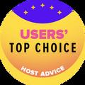Nagrađene su tvrtke koje se nalaze među najboljih 10 web hosting tvrtki s najvišim ocjenama korisnika